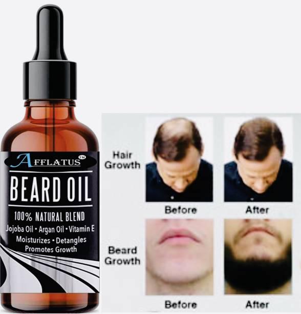 Afflatus BEARD FAST GROWTH OIL- DAILY NOURISH OIL Hair Oil