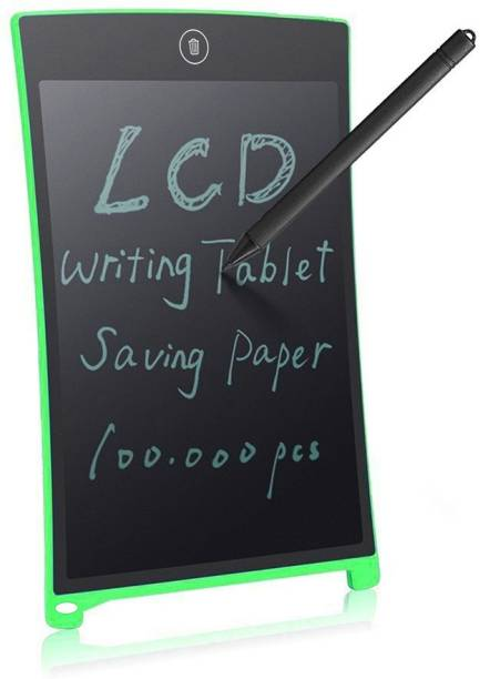 GoodsNet Portable LCD Writing Board Slate Drawing Record Notes Digital Notepad with Pen Handwriting Pad Paperless Graphic Tablet for Kids at Home School, Writing Pads, Writing Tablet, Drawing Tablets