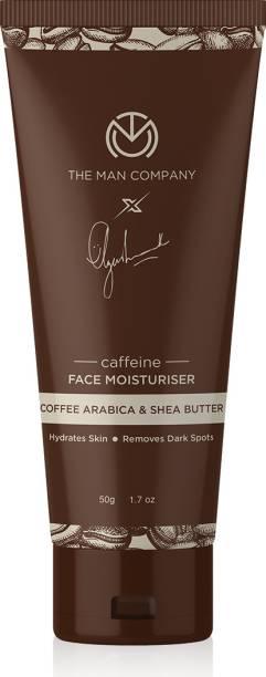 THE MAN COMPANY Caffeine Face Moisturiser by Ayushmann Khurrana with Coffee Arabica and Shea Butter