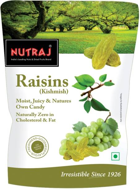 Nutraj Special (Round) Raisins