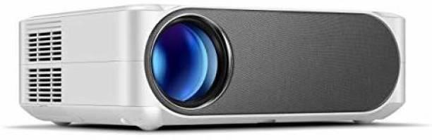 "See Good Com-AKEY6S 5.8 Inch TFT Display 1080P,Full HD, 3200 LUMENS, 150"" Display, Stereo Speaker AV/VGA/ 2X HDMI/MEMORY SD Card/USB/ Home Theater Projector"