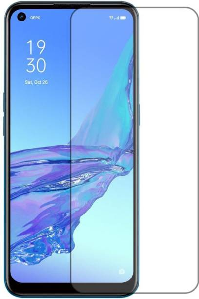 VAlight Tempered Glass Guard for OPPO A53