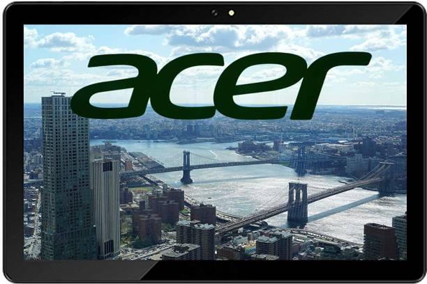 acer ONE 10 T4-129L 3 GB RAM 32 GB ROM 10 inch with 4G Tablet (Black)