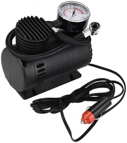 Mobhead 300 psi Tyre Air Pump for Car & Bike