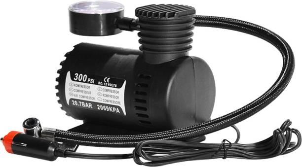 rich hood 300 psi Tyre Air Pump for Car & Bike