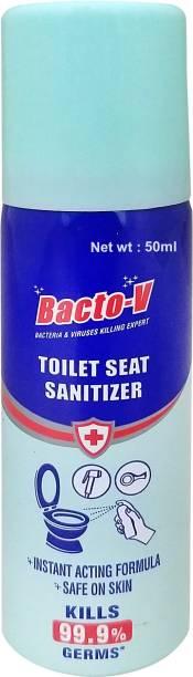 Bacto-V Seat Sanitizer Liquid Toilet Cleaner