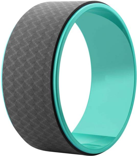 Tormeti Wheel - Back, Hip, Chest And Shoulder exercise 6 mm Thick Foam Yoga Blocks