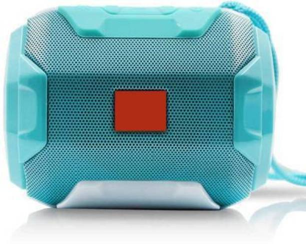 STYLELTROICS TG-162 Bluetooth DJ Color Changing Light Speaker Splash proof Loud Dynamic Sound & bose with Extra Bass SD/Aux/FM/Pen-Drive Supported 10 W Bluetooth Speaker