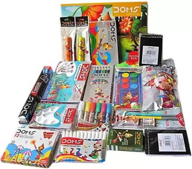 DOMS Complete utility painting set