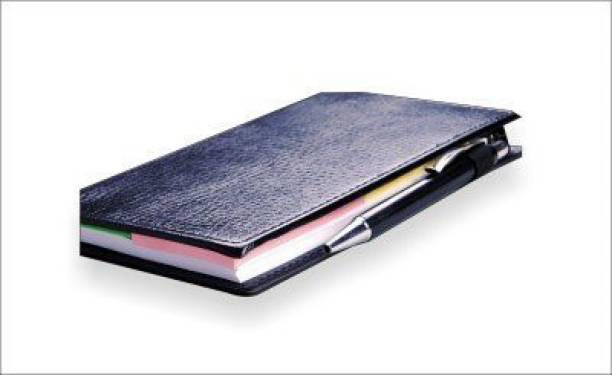 COI Note Pad/Memo Book with Sticky Notes & Clip Holder with Pen for Gifting Pocket-size Memo Pad UNRULED 50 Pages