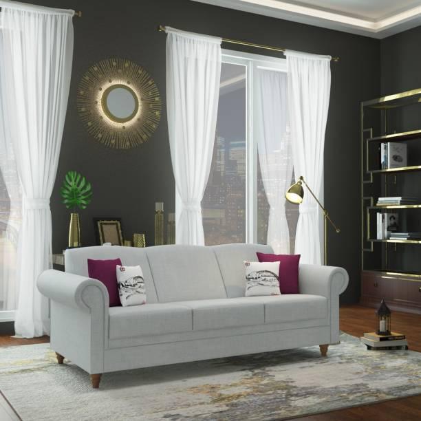 KURLON SYDNEY Fabric 3 Seater  Sofa