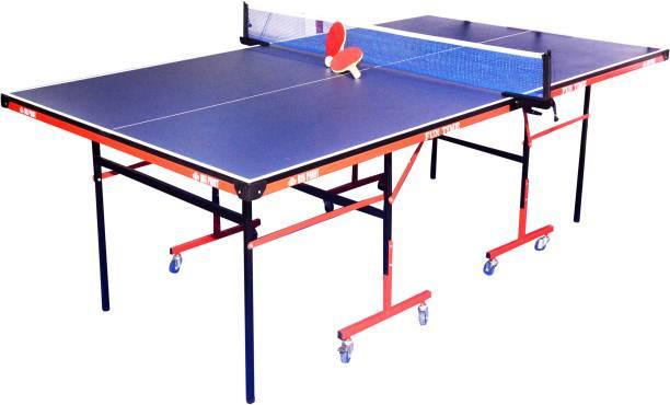 BIGPRINT SPORTS Fun Time Rollaway Indoor Table Tennis Table