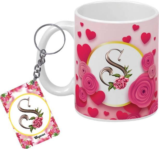 Wagwan Mug, Keychain Gift Set