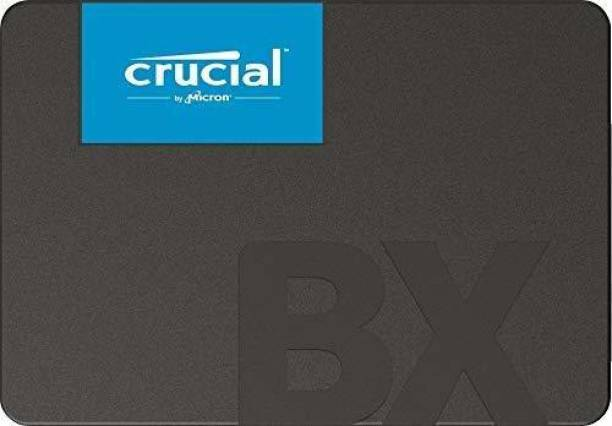 Crucial BX500 1 TB Desktop, Laptop Internal Solid State Drive (CT1000BX500SSD1-01)