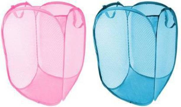 Blue Earth 20 L Multicolor Laundry Bag
