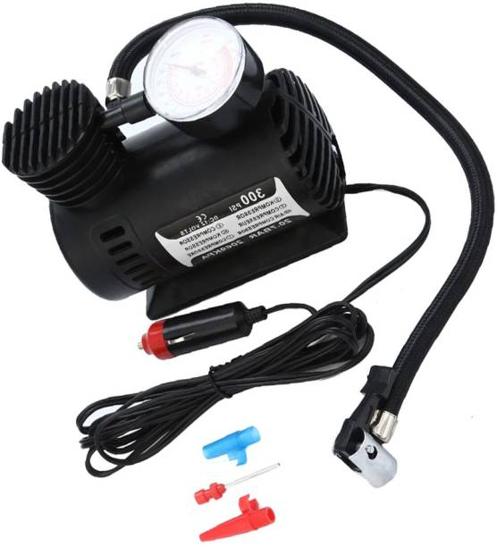 BUY SURETY 300 psi Tyre Air Pump for Car & Bike