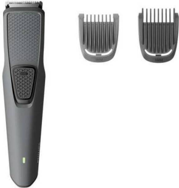 PHILIPS Beardtrimmer series 1000 Durable Consistent Performance Beard  Runtime: 30 min Trimmer for Men