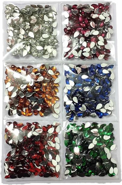 Delush Decorative Kundhan Stones for Jewellery