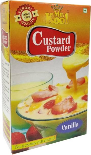 Mr.Kool Instant Creamy Vanilla Flavor Custard Powder