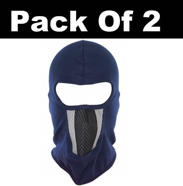 H-Store Blue Bike Face Mask for Men & Women
