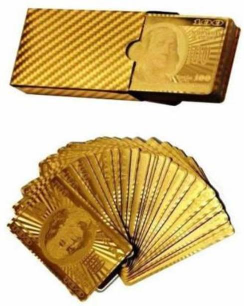 saburi Golden 52 Card