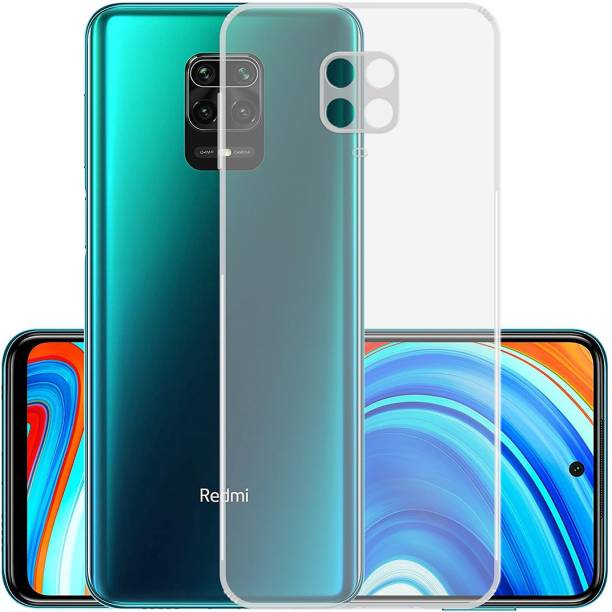 Casotec Back Cover for Mi Redmi Note 9 Pro Max