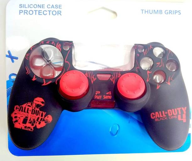 TMG Front & Back Case for PS4 controller cover