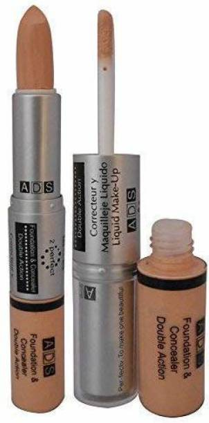 ads Shradhagvcollection Foundation & Concealer Double Action  Foundation