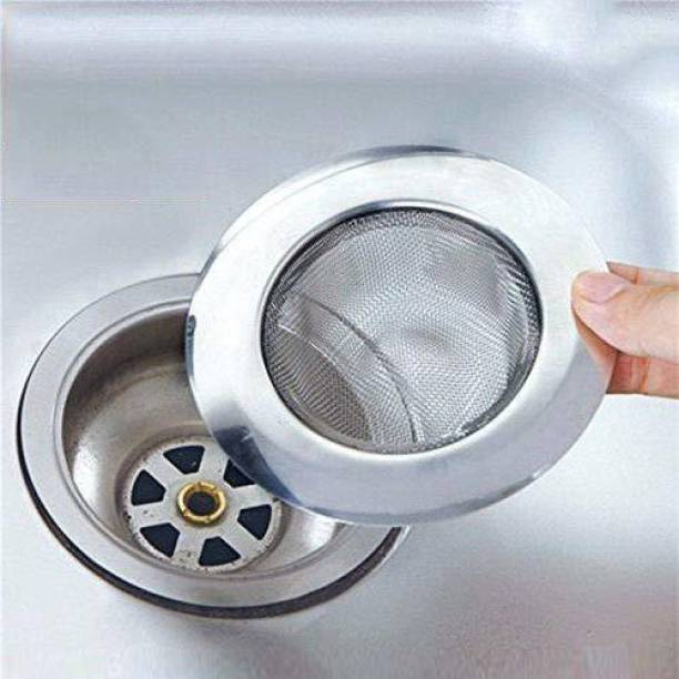 Excite Shoppers Quality Steel Kitchen Sink/ Basin Strainer 11cm Strainer