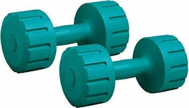 RIO PORT Unisex's Dumbells Set Weight Lifting Training Fitness Exercise Home Gym Equipment Fixed Weight Dumbbell