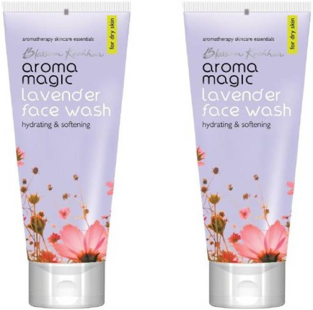 Aroma Magic Lavender (100 ml) (pack of 2) Face Wash