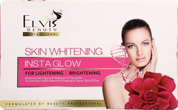 ELVIS BEAUTY EVS Insta Glow Skin Whitening Facial Kit