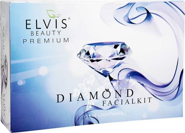 ELVIS BEAUTY EVS Diamond Facial Kit - Premium