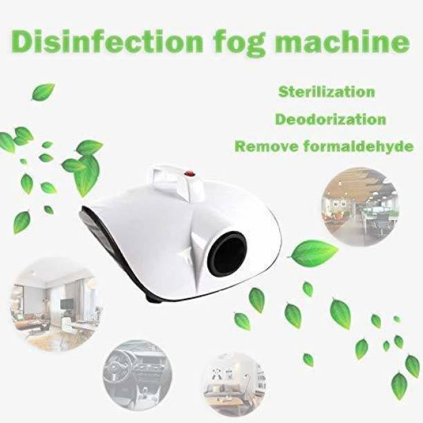 ZEKTRA SOBO Electric Disinfection Spray(WITH FREE DEEMARK SANITIZER) Portable Sterilizer Machine for Home Sterilization Office Car Purify Shops Hotel – 900W – Assorted Fog Smoke Machine