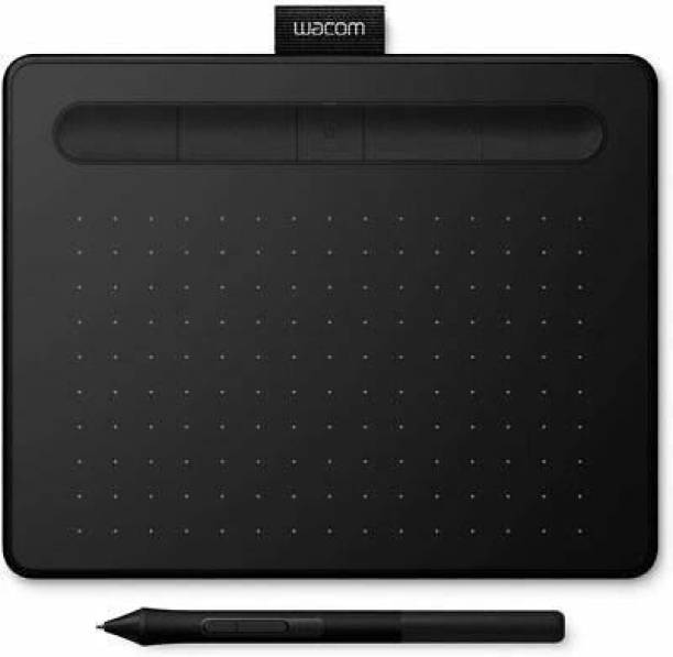 WACOM CTL-4100/K0-CX Intuos Small 3.7 x 0.35 inch Graphics Tablet