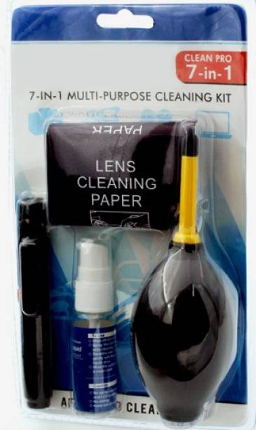 Breuk Cleaning Kit for DSLR Cameras and Sensitive Electronics  Lens Cleaner