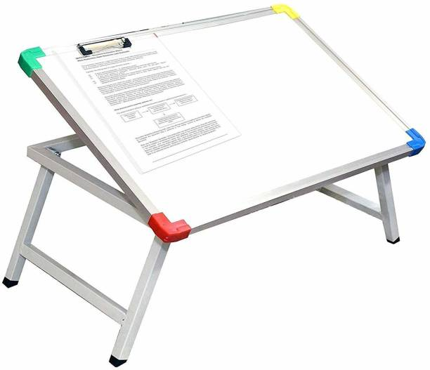 NOVELTY Foldable Height Adjustable Board Metal Portable Laptop Table