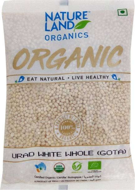 Natureland Organics Urad Dal (Whole)