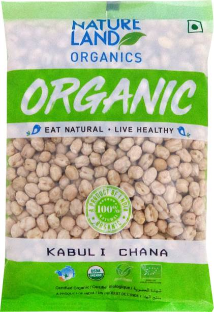 Natureland Organics Kabuli Chana (Whole)