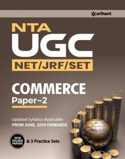 NTA UGC NET / JRF /SET Commerce Paper 2 English