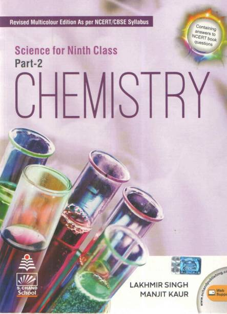 Cbse Science Chemistry Ninth Class 9