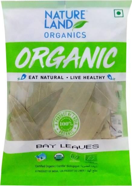 Natureland Organics Bay Leaves