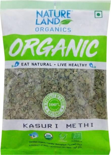 Natureland Organics Kasuri Methi