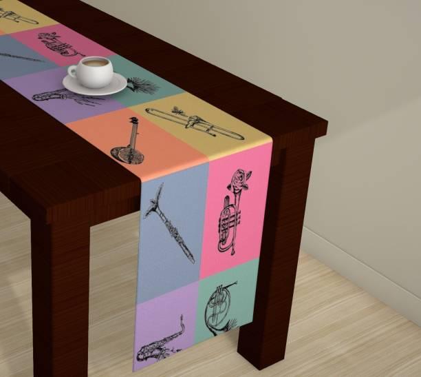 Flipkart SmartBuy Multicolor 150 cm Table Runner