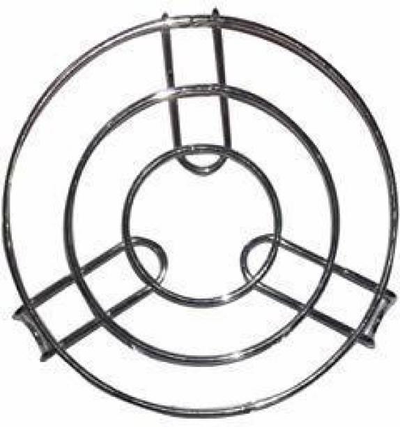 Wofier Round Cooker Steamer Rack Chrome Trivet