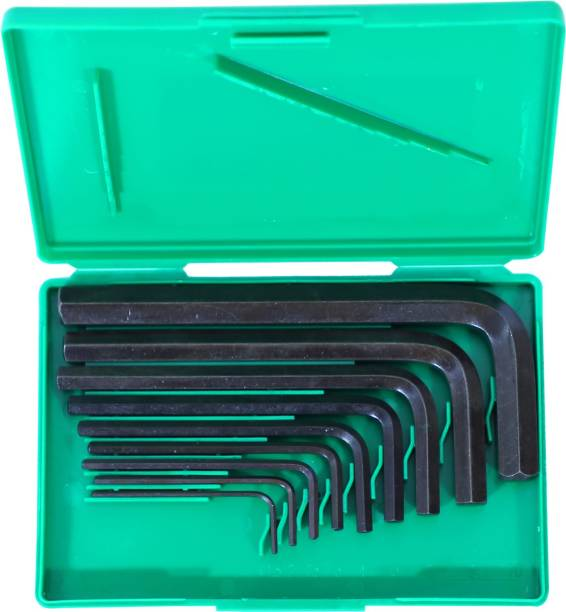 intenzo BEST QUALITY ALLEN KEY SET (PACK OF 1 ) Vehicle Tool Kit