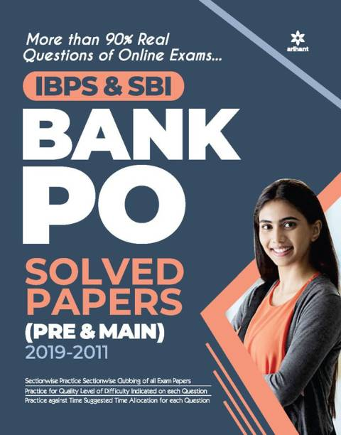 Ibps and Sbi Bank Po Solved Papers Pre and Main 2020