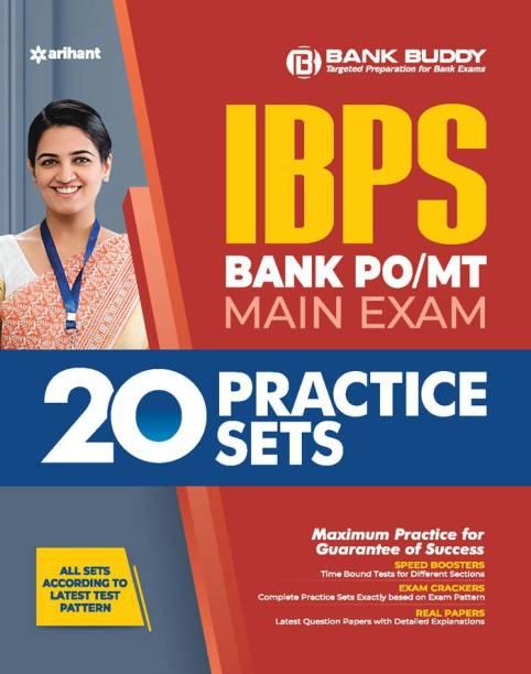 20 Practice Sets Ibps Bank Po/Mt Main Exam 2020
