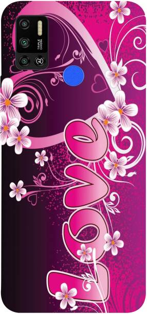 PRINT EVERYTHING Back Cover for Tecno Spark 6 Air