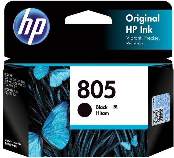 HP 805 Black Ink Cartridge